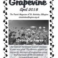 Grapevine - April 2018