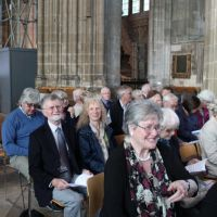 Barry's Ordination - July 2017